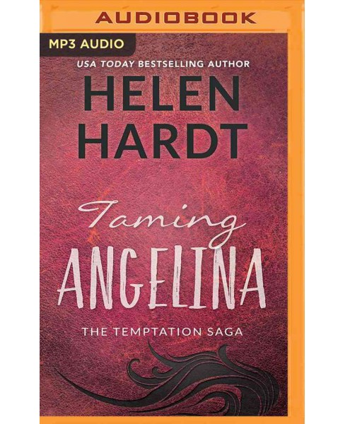 Taming Angelina (MP3-CD) (Helen Hardt) - image 1 of 1