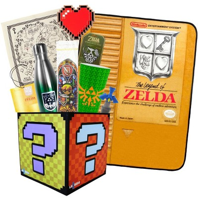 Toynk The Legend Of Zelda LookSee Collector's Box | Official Series 2 Collectibles