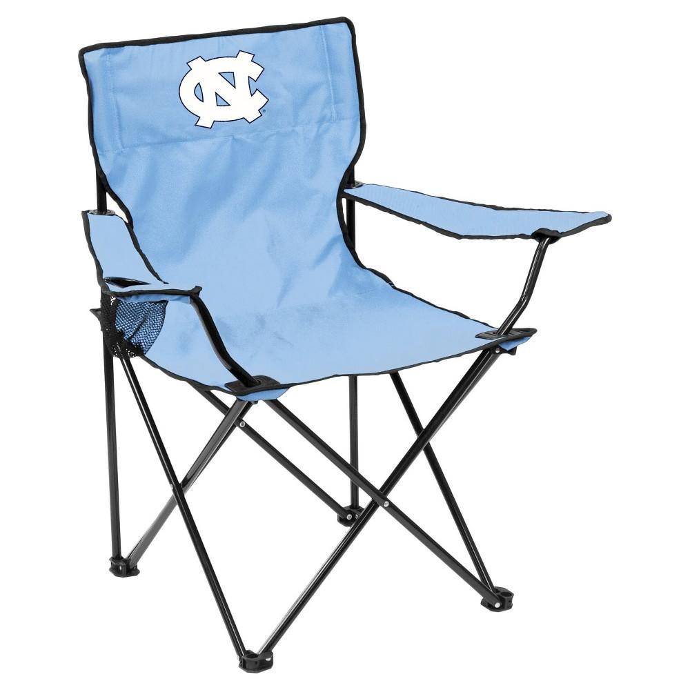 NCAA North Carolina Tar Heels Quad Folding Camp Chair