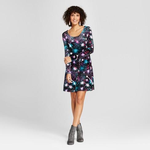 c31da5b2dbb3 Women's New Years Eve Velvet Dress - Xhilaration™ : Target
