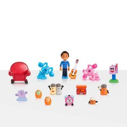 Blue's Clues Deluxe Figure Pack