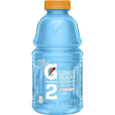 Gatorade G2 Cool Blue Sports Drink - 32 fl oz Bottle