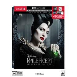 Maleficent: Mistress of Evil (Target exclusive) (4K/UHD)