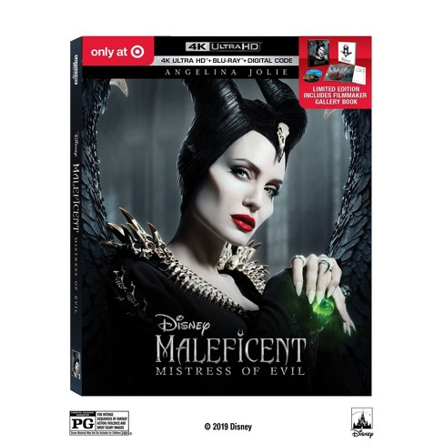 Maleficent: Mistress of Evil (Target exclusive) (4K/UHD) - image 1 of 2