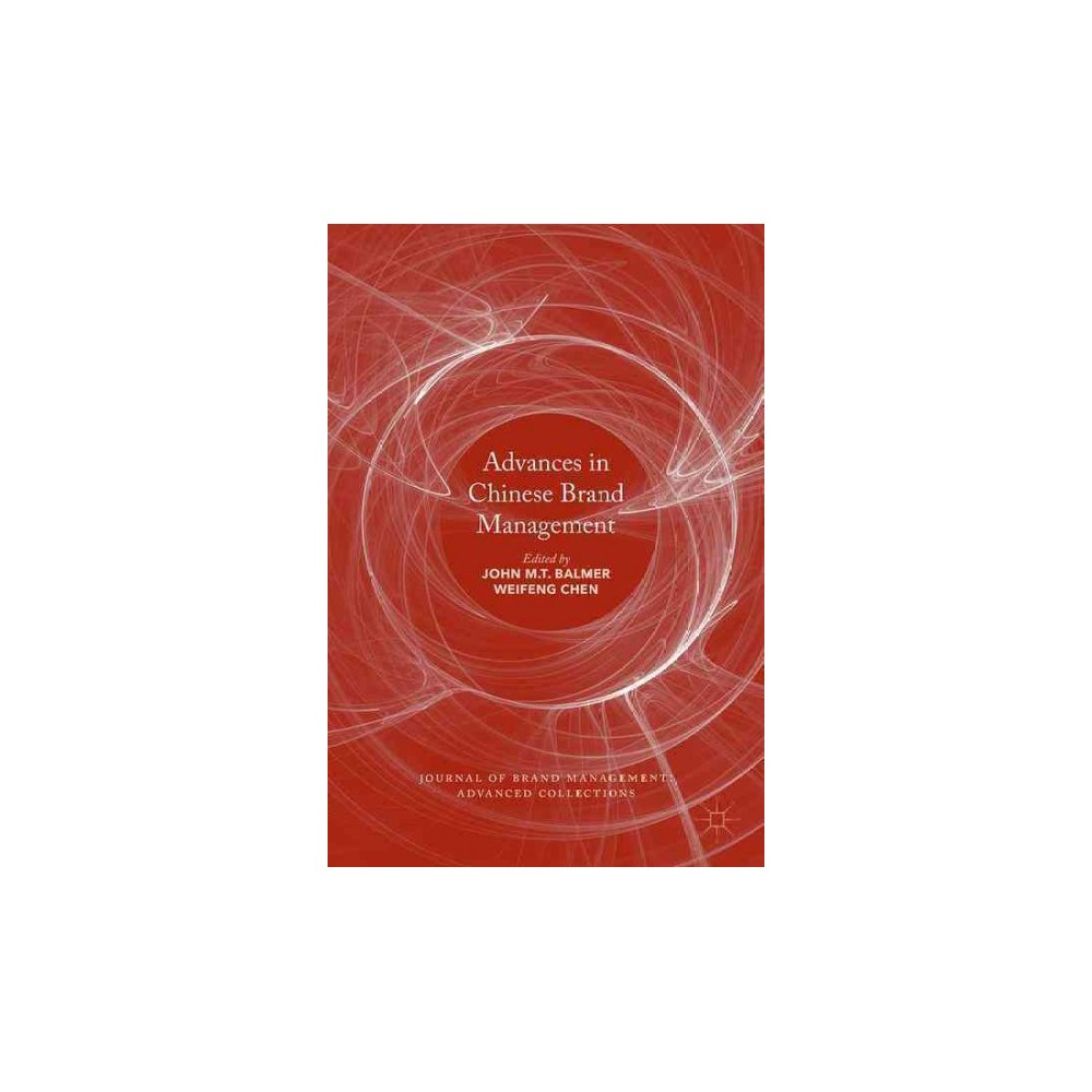 Advances in Chinese Brand Management (Hardcover)