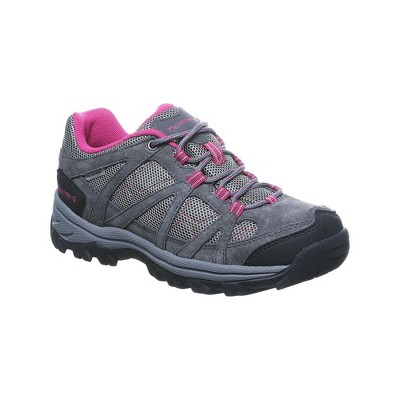 Bearpaw Women's Olympus Apparel Hiking Shoes | Charcoal | Gray | Size 10.0