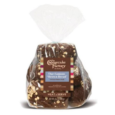 Cheesecake Factory at Home Frozen Dinner Rolls - 11.2oz