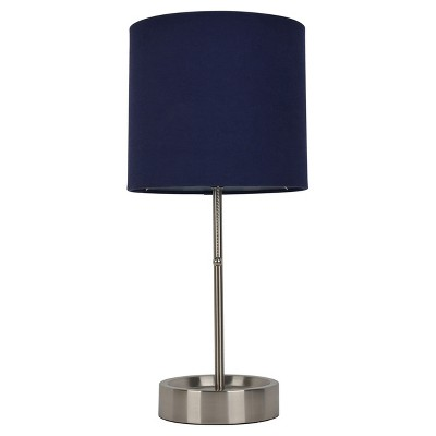 Stick Lamp Navy Lamp (Lamp Only)- Room Essentials™