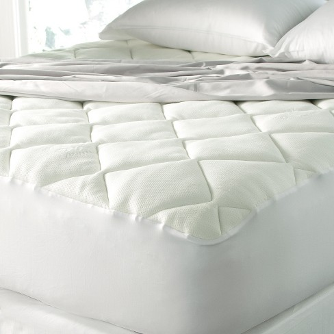 Cool Touch Mattress Pad Made With Rayon From Bamboo Spa