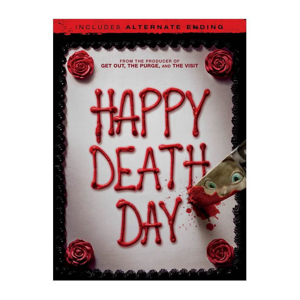Happy Death Day (Dvd), Movies