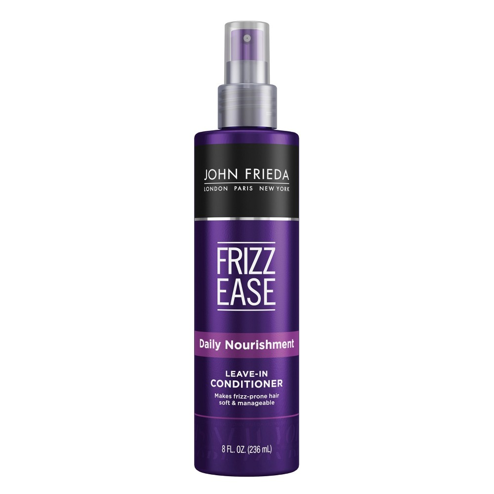 Image of Frizz Ease John Frieda Daily Nourishment Leave-in Conditioner - 8 fl oz