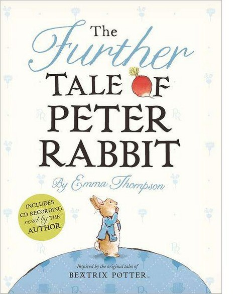 Further Tale of Peter Rabbit (School And Library) (Emma Thompson) - image 1 of 1
