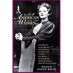 Plays by American Women - (Applause Books) (Paperback)