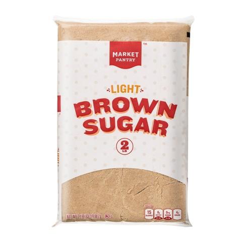 Light Brown Sugar - 2lbs - Market Pantry™ - image 1 of 1