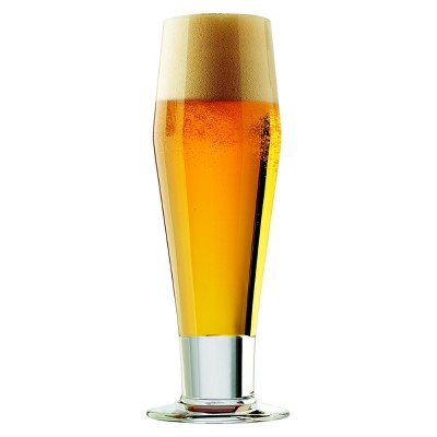 Libbey Beer Craft Brew 15.25oz 4pk Classic Pilsner Glasses