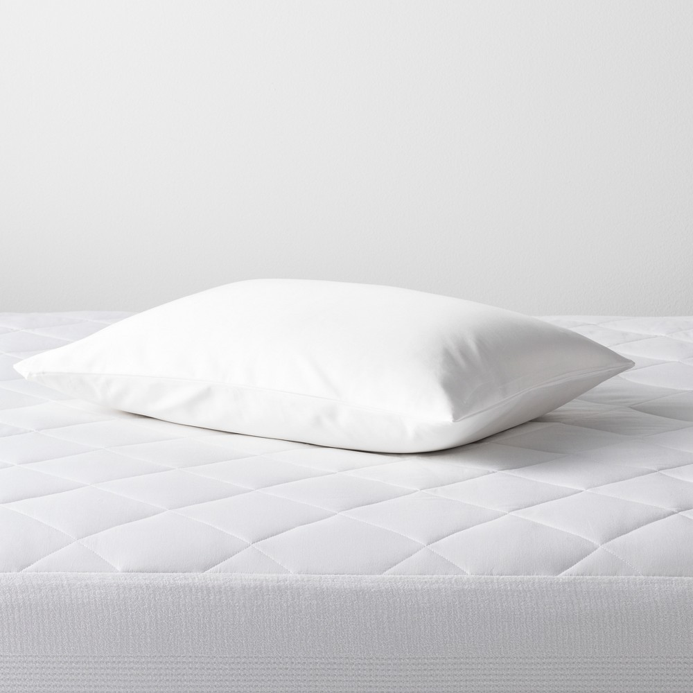 Image of Cooling Pillow Protector (Standard/Queen) White - Made By Design