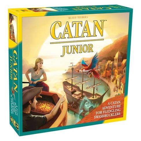 Catan Junior Game - image 1 of 3