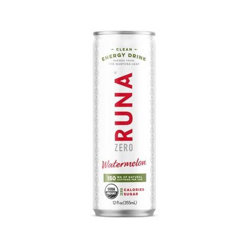 Runa Zero Watermelon Energy Drink - 12 fl oz Can - image 1 of 1