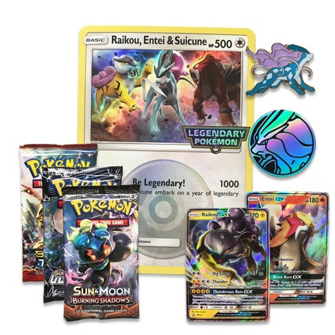Pokemon Legends Of Johto Gx Premium Collection Trading Card Box