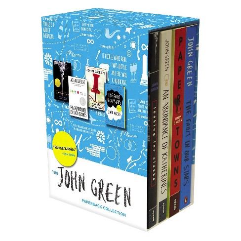 The John Green Paperback Collection by John Green - image 1 of 1