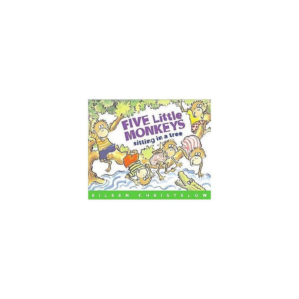 Five Little Monkeys Sitting in a Tree (Paperback) (Eileen Christelow)