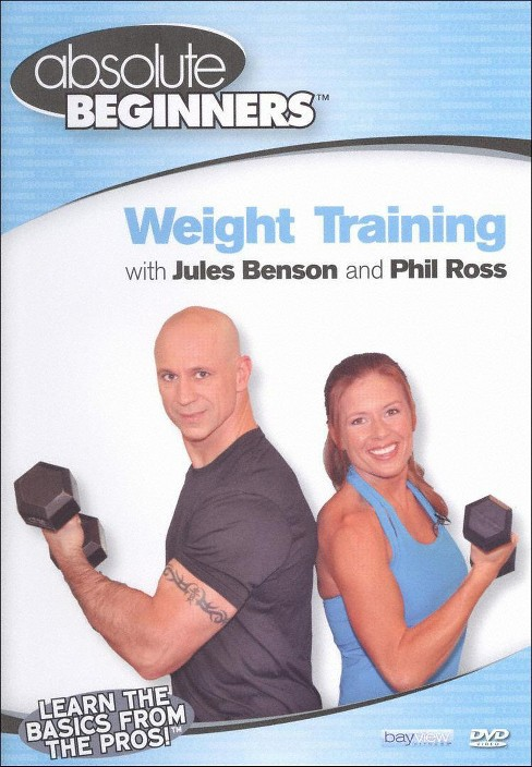 Absolute beginners fitness:Weight tra (DVD) - image 1 of 1