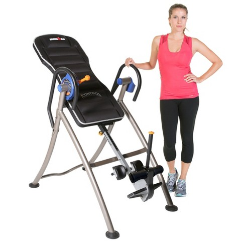 "IRONMAN ""iCONTROL"" 600 Weight Extended Disk Brake System Inversion Table with ""Air Tech"" Backrest - image 1 of 11"
