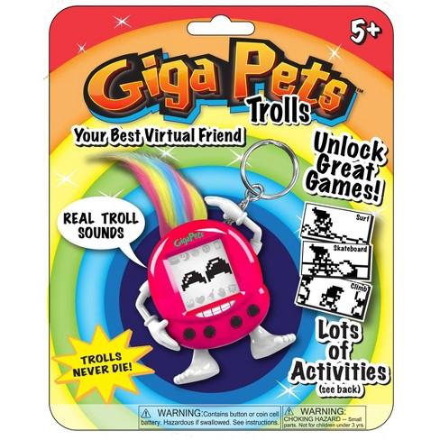 GigaPets Trolls - Red - image 1 of 3