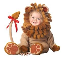 InCharacter Lil' Lion Infant Costume