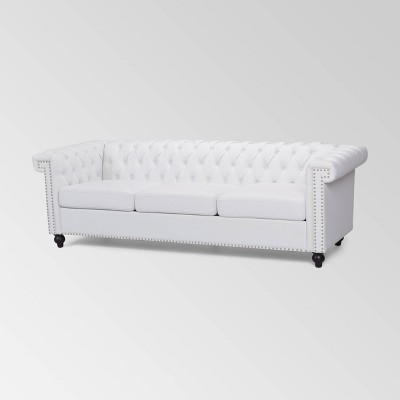 Parkhurst Tufted Chesterfield Sofa - Christopher Knight Home