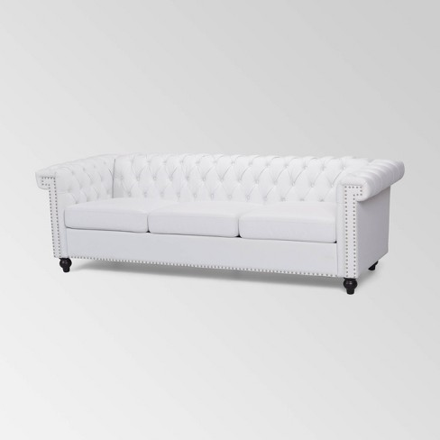 Parkhurst Tufted Chesterfield Sofa - Christopher Knight Home - image 1 of 4