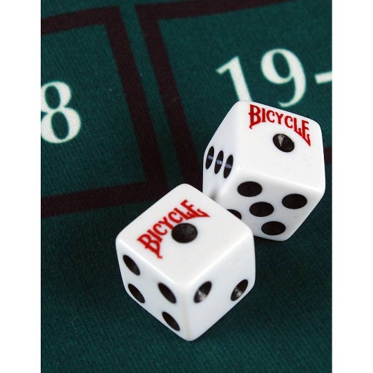 Bicycle Dice - Pack of 10 image number null