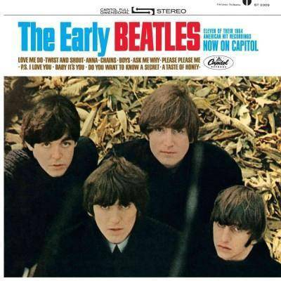The Beatles - The Early Beatles (Mini LP Replica) (CD)
