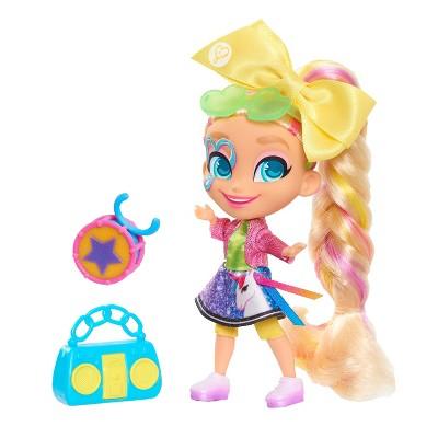 Nickelodeon JoJo Siwa Hairdorables Loves Limited Edition Pink Jacket Doll Series 3