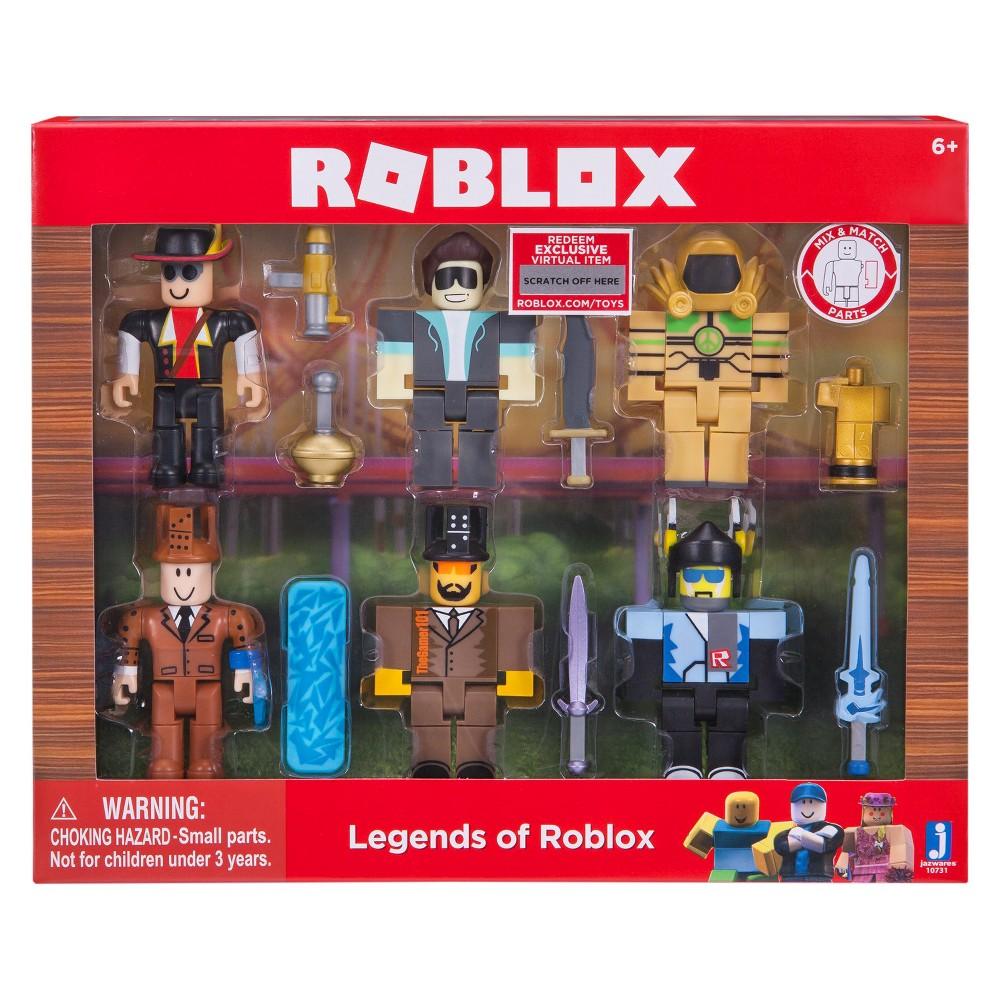 Legends of Roblox, Action Figures