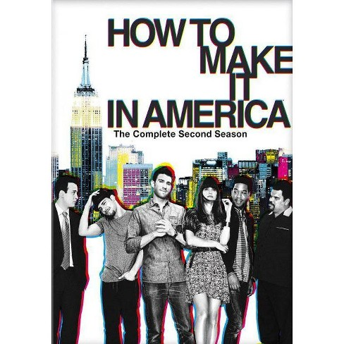 How to Make It in America: The Complete Second Season (DVD) - image 1 of 1
