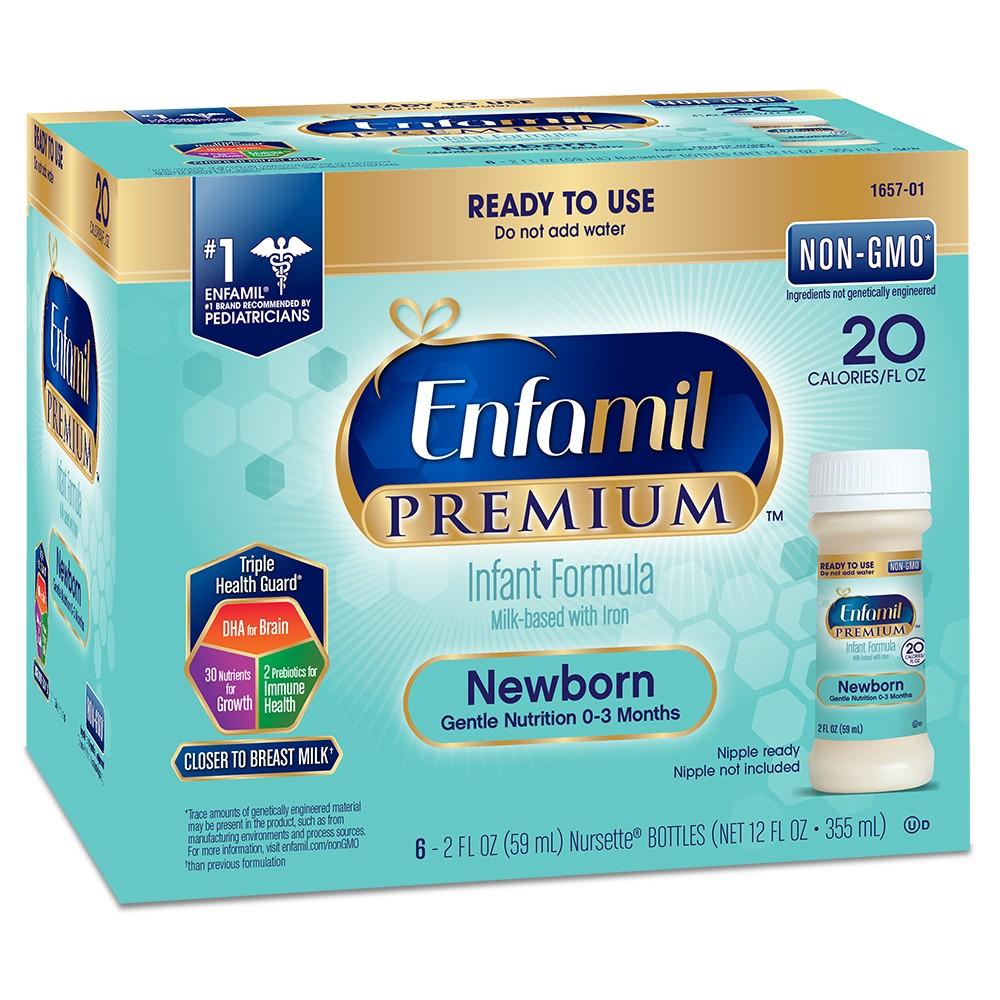 Baby Formula: Enfamil Premium Newborn