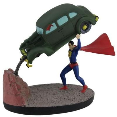 Factory Entertainment DC Comics Superman Action Comics #1 Premium Motion Statue