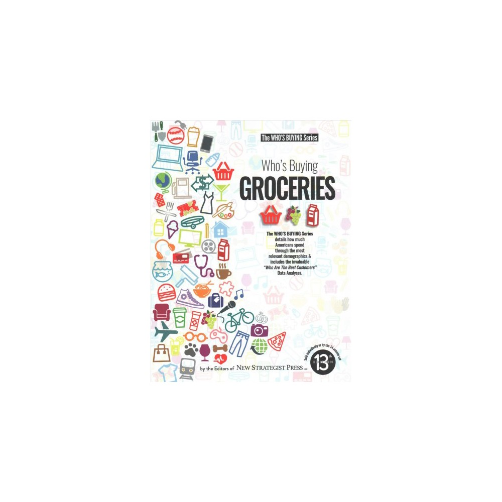 Who's Buying Groceries - (Who's Buying Series) (Paperback)