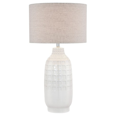 Naomi Table Lamp - Ivory - Lite Source - image 1 of 3