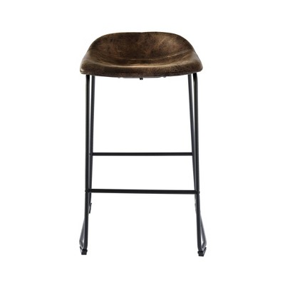 2pc Galloway Metal Barstool Set - Picket House Furnishings : Target