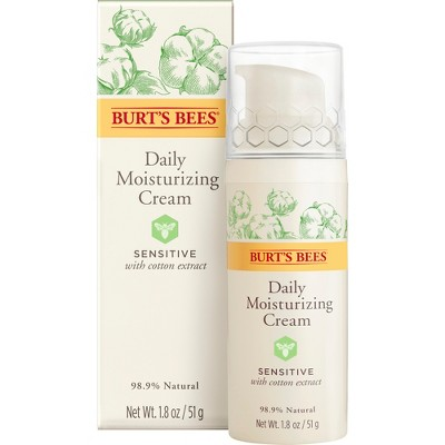 Burt's Bees Daily Face Moisturizer for Sensitive Skin - 1.8oz