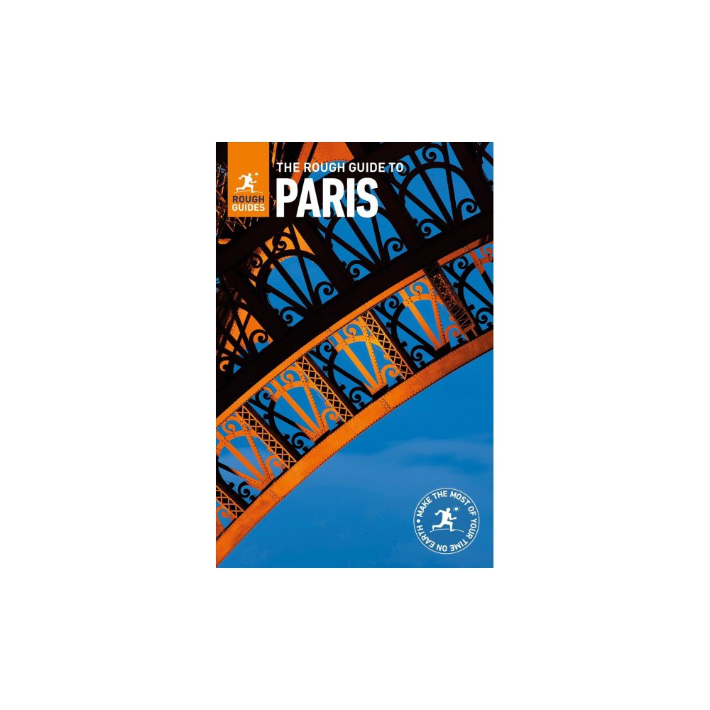 Rough Guide to Paris - (Rough Guide Paris) by Ruth Blackmore & Samantha Cook (Paperback)