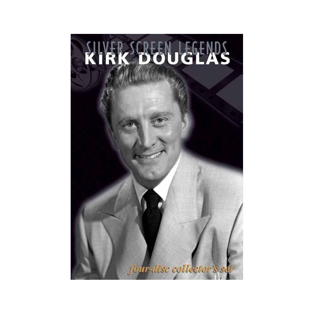Kirk Douglas Silver Screen Legend Dvd