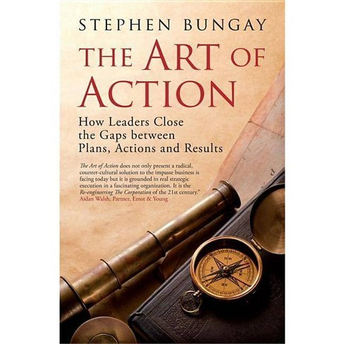 The Art of Action - by  Stephen Bungay (Hardcover) - image 1 of 1