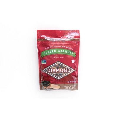 Diamond Glazed Walnuts - 7.5oz