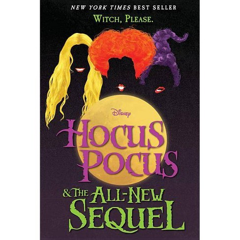 Hocus Pocus & The All New Sequel -  by A. W. Jantha (Hardcover) - image 1 of 1