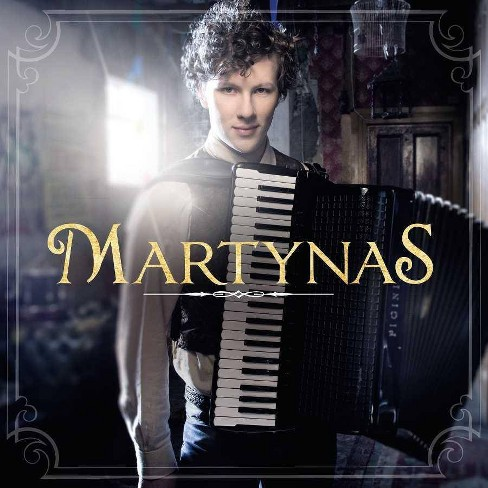 Martynas Levickis - Martynas (CD) - image 1 of 1