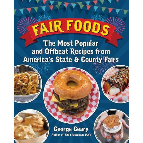 Fair Foods - by  George Geary (Hardcover) - image 1 of 1