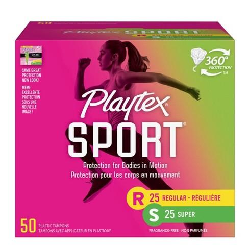 Playtex Sport Multipack Tampons - image 1 of 4
